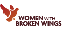 Logo Women With broken Wings